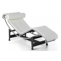 CHAISE LONGUE LC ECOPELLE GD
